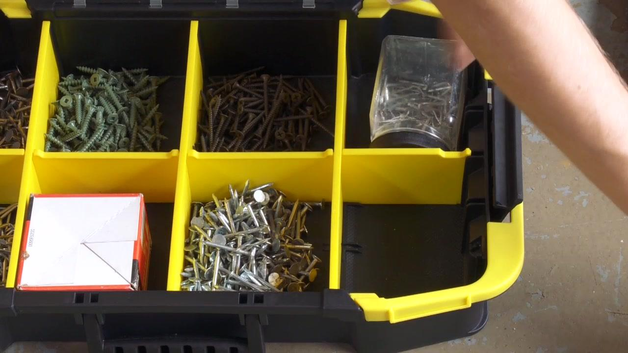 Click N' Connect™ Tool Box | STANLEY