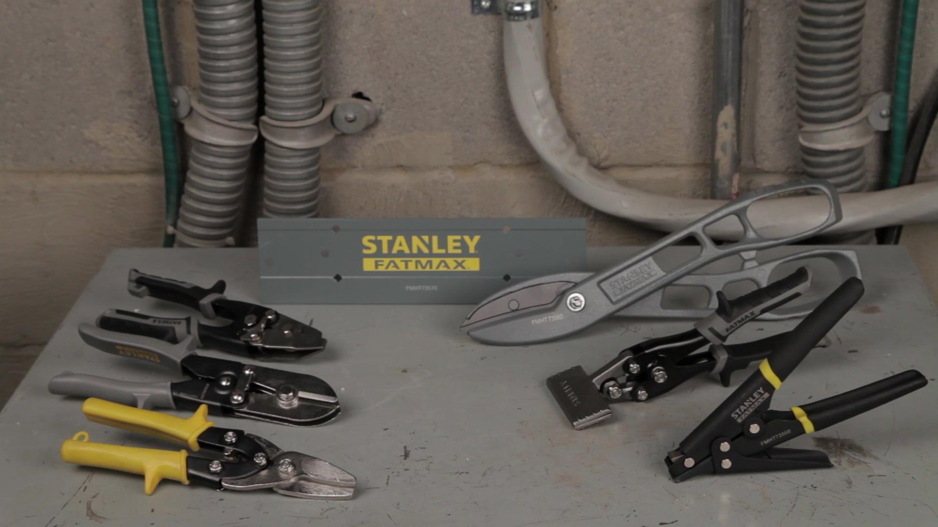 FATMAX® Snips | STANLEY